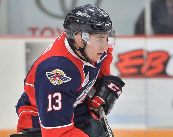 Windsor Spitfires, Gabriel Vilardi, 2017 NHL Draft