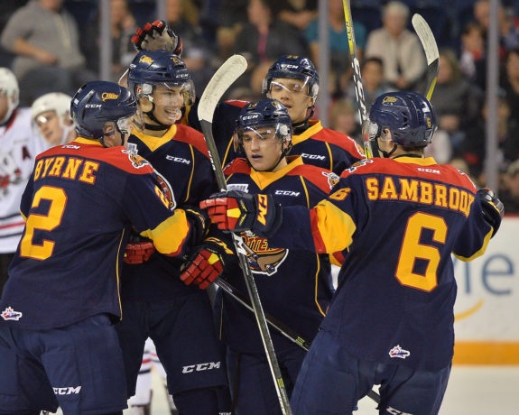 OHL, Erie Otters