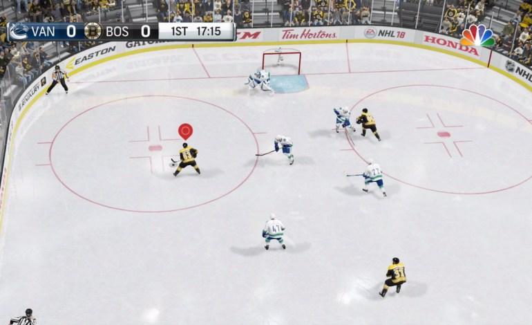 EA Sports NHL 18 Review
