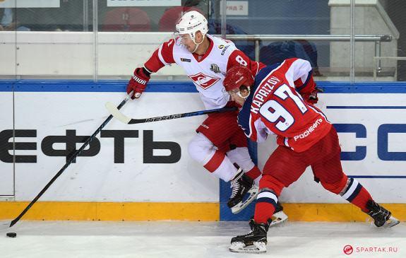 KHL: Minnesota Wild GM Fletcher Visits Russian Prospects