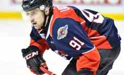 Q & A With Windsor Spitfires Captain Aaron Luchuk