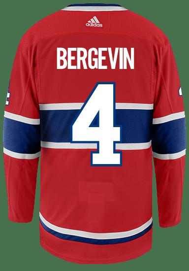 Marc Bergevin, Montreal Canadiens