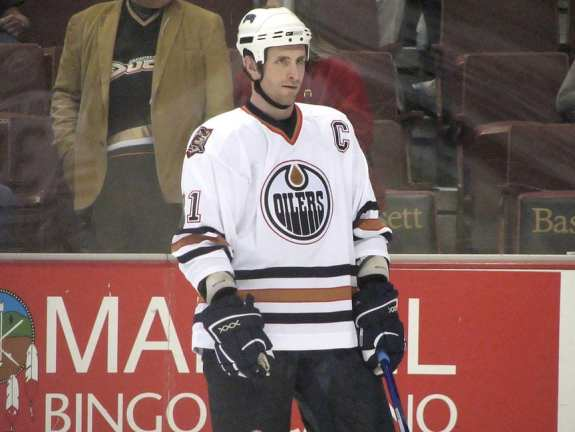 Jason Smith, Edmonton Oilers