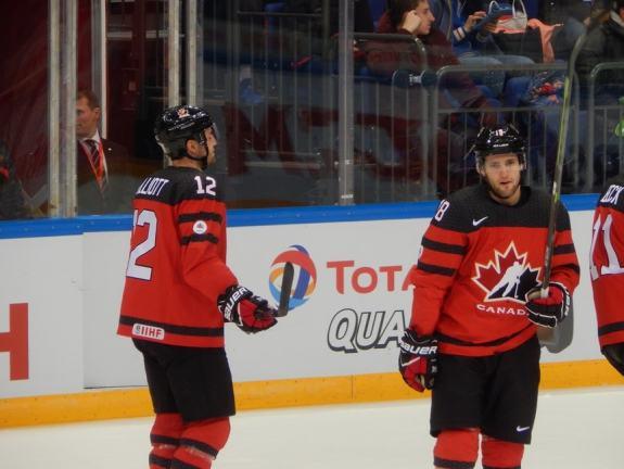 Stefan Elliott, Linden Vey Team Canada