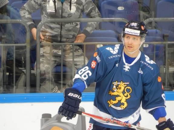 Veli-Matti Savinainen Finland