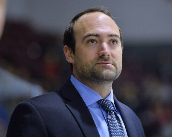 Billy Burke, OHL, Niagara IceDogs