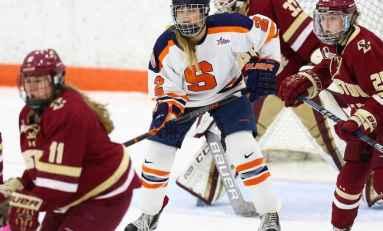 Syracuse's Logan Hicks Is a Third Generation Talent