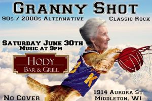 Granny Shot at the Hody @ Hody Bar and Grill in Middleton, WI | Middleton | WI | United States