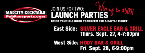 West side Launch party @ Hody Bar and Grill in Middleton, WI | Middleton | WI | United States