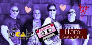 I Love 80's Rock Valentine's Party with The Decade! @ Hody Bar and Grill in Middleton, WI | Middleton | WI | United States