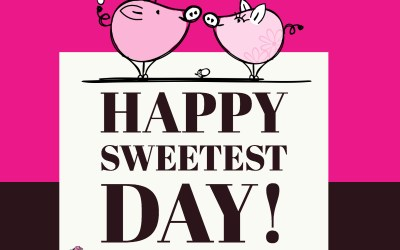 Saturday, October 20, 2018 It's Sweetest Day!