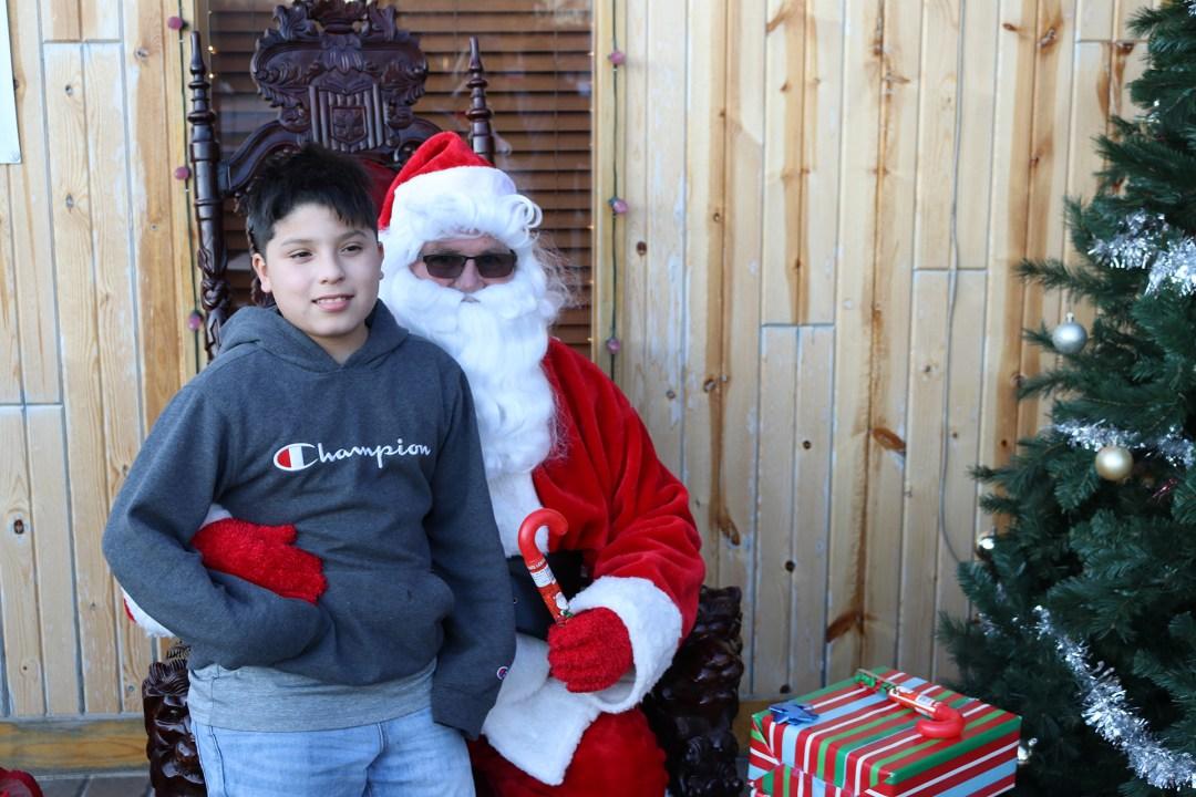 The Original Hog Wild Santa Visit 2019 14