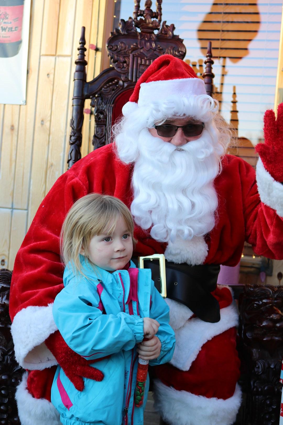 The Original Hog Wild Santa Visit 2019 21