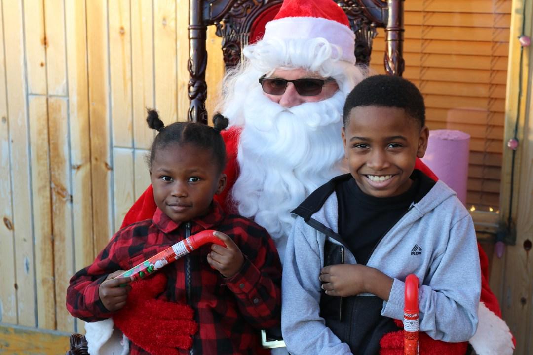 The Original Hog Wild Santa Visit 2019 27