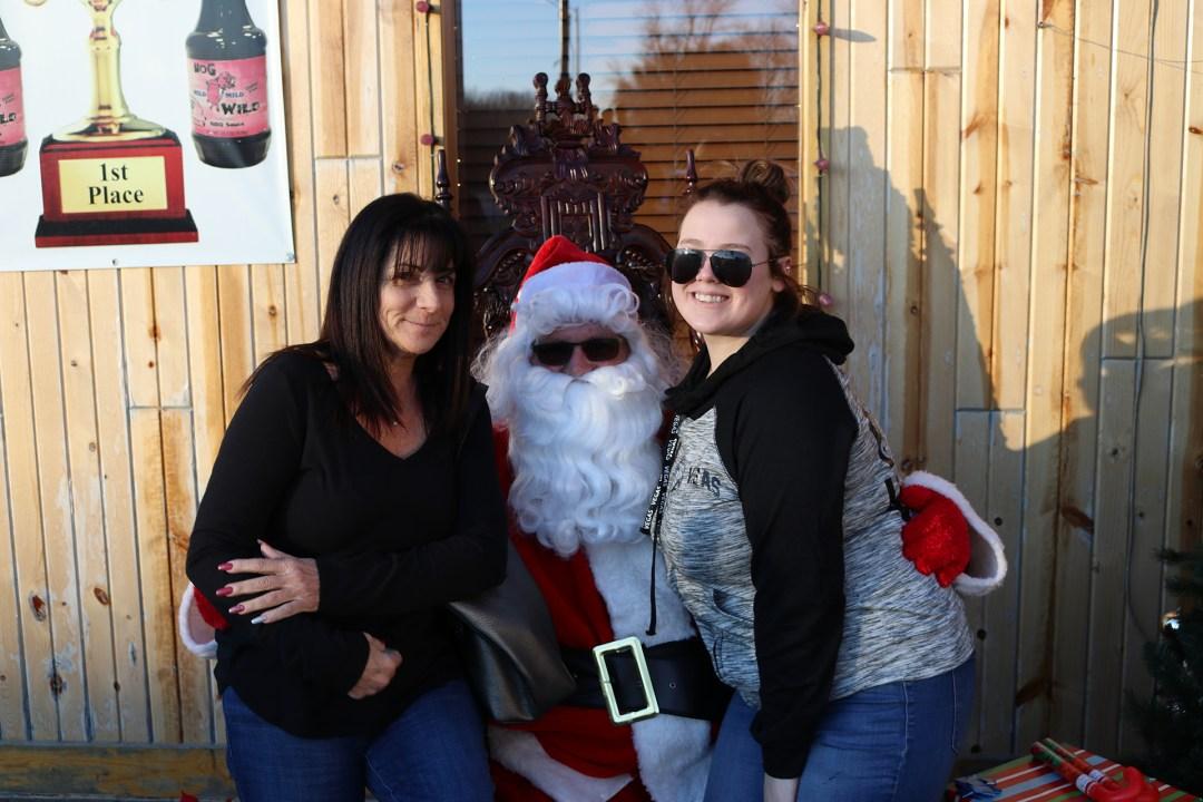 The Original Hog Wild Santa Visit 2019 28