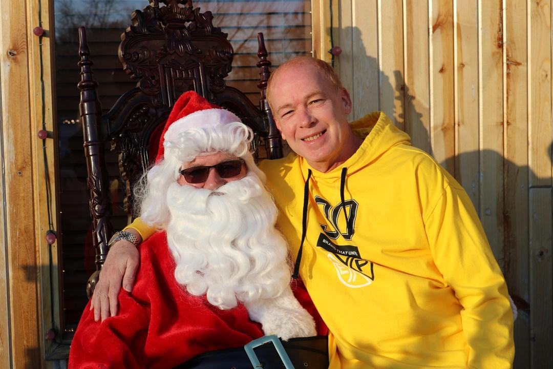 The Original Hog Wild Santa Visit 2019 33