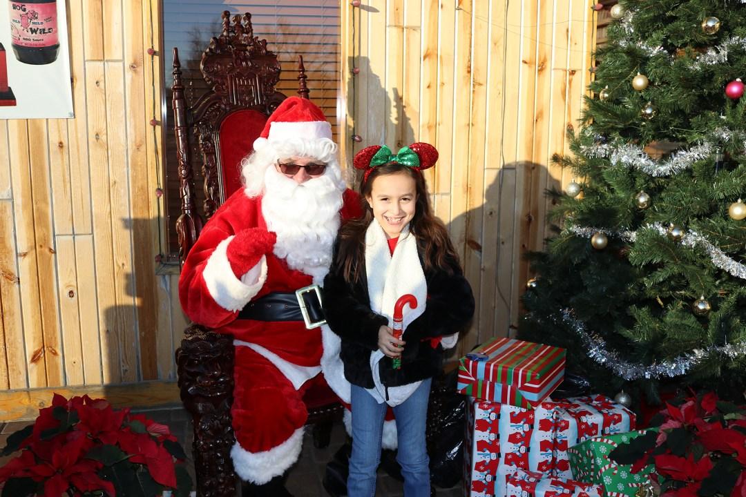 The Original Hog Wild Santa Visit 2019 34