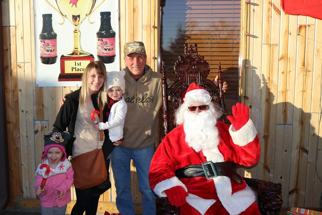 The Original Hog Wild Santa Visit 2019 40