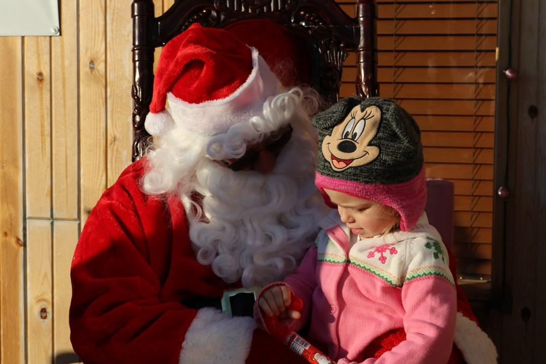The Original Hog Wild Santa Visit 2019 42