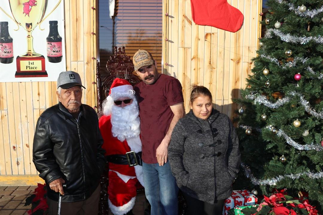 The Original Hog Wild Santa Visit 2019 51