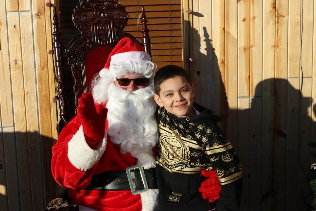 The Original Hog Wild Santa Visit 2019 52