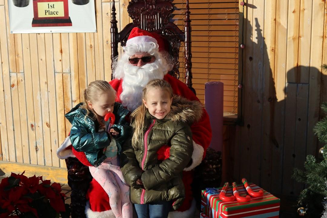 The Original Hog Wild Santa Visit 2019 56
