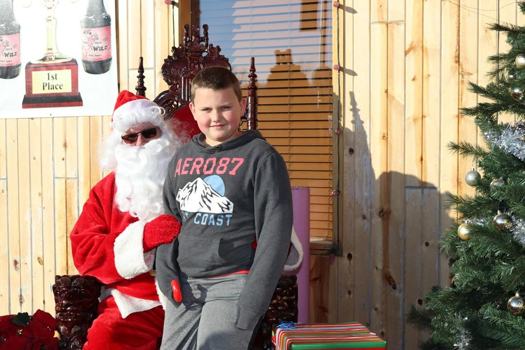 The Original Hog Wild Santa Visit 2019 60