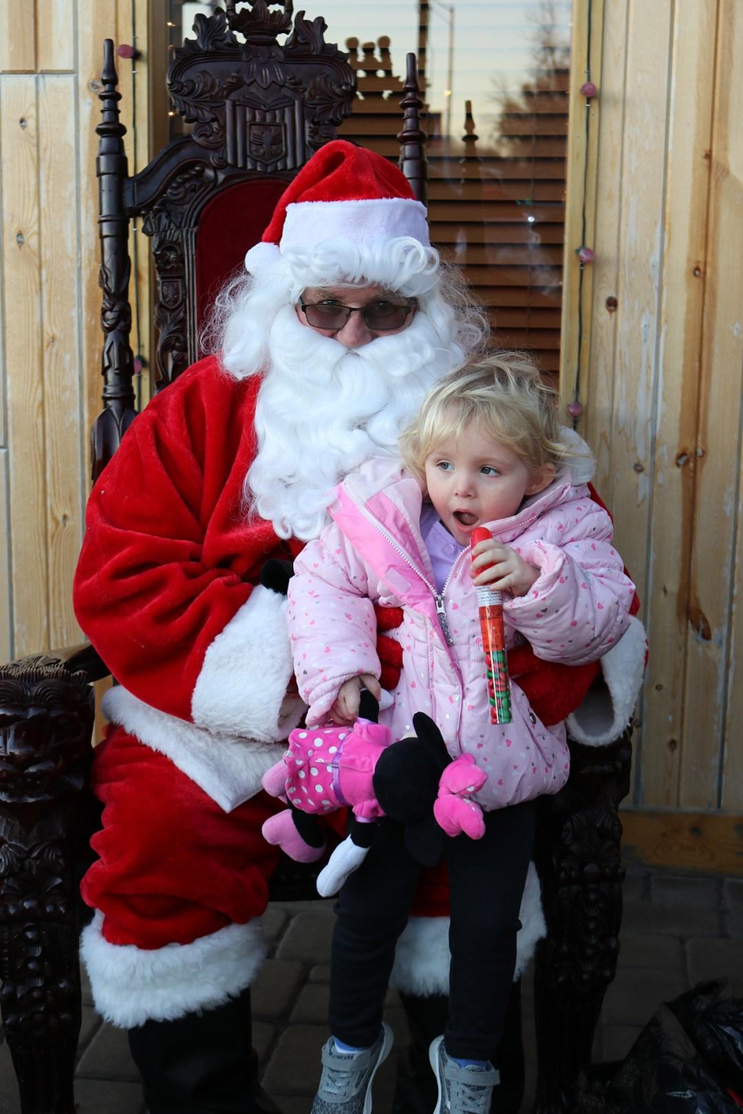 The Original Hog Wild Santa Visit 2019 9