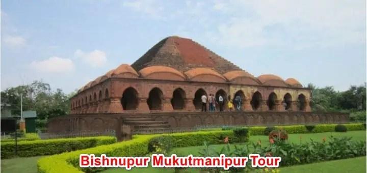 bishnupur mukutmanipur tour