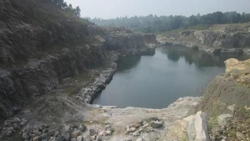 marble lake purulia ayodhya hill