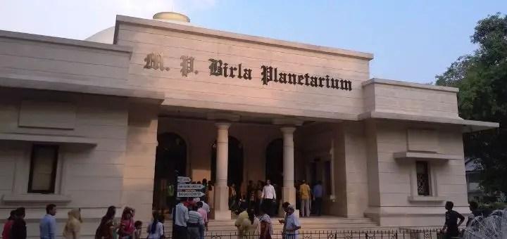 Birla Planetarium Kolkata