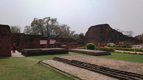 Rajgir Nalanda