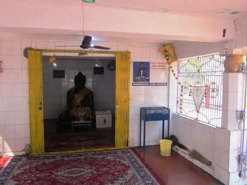 Black Buddha Nalanda