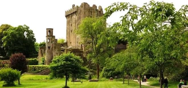 Ireland Blarney Castle Fortress