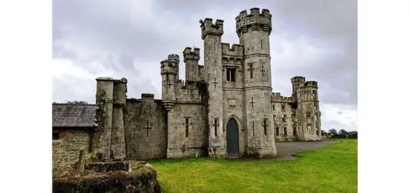 Ducketts Grove Carlow Castle Ireland