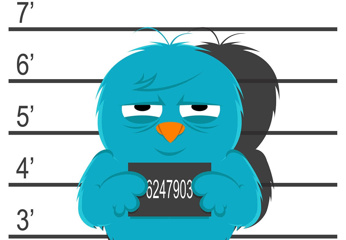 When tweets go bad... Yes, guilty....I'm a bad tweeter