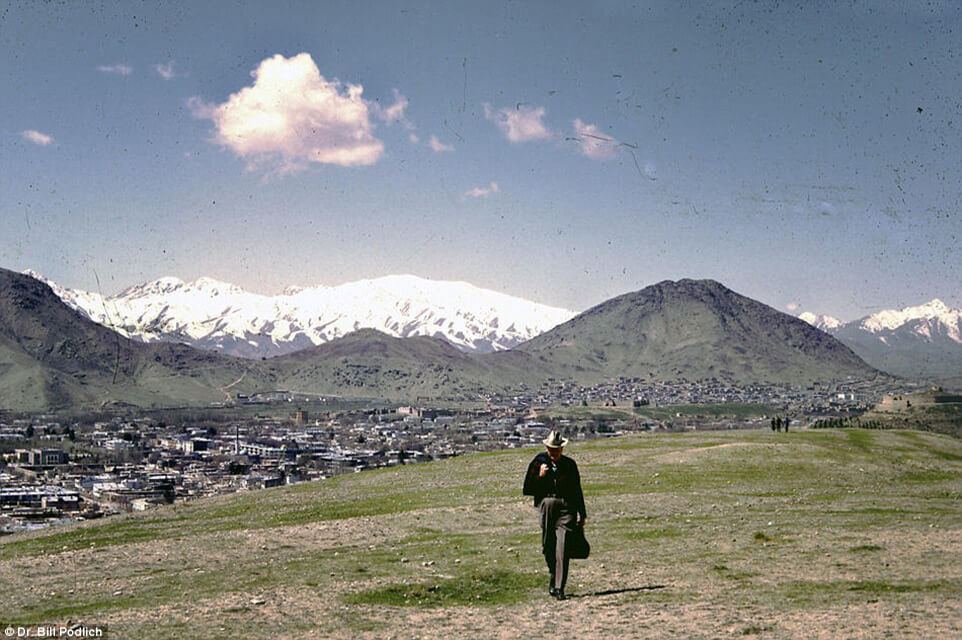 Afghanistan in the 1960's