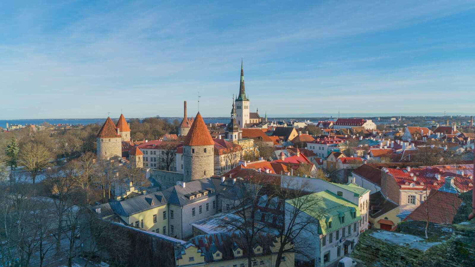 The Old Town of Tallinn is a UNESCO world heritage site and walking the cobbled streets here is like stepping back into medieval Europe