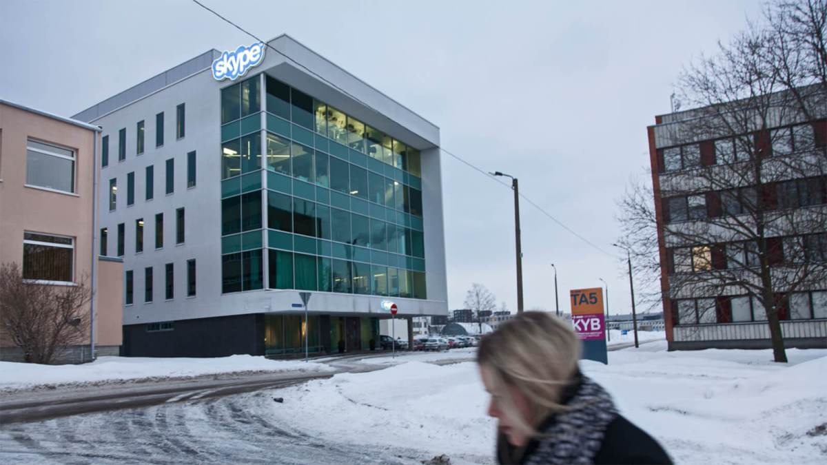 Skype was founded here in Tallinn -- just one of many different things you don't know about Estonia