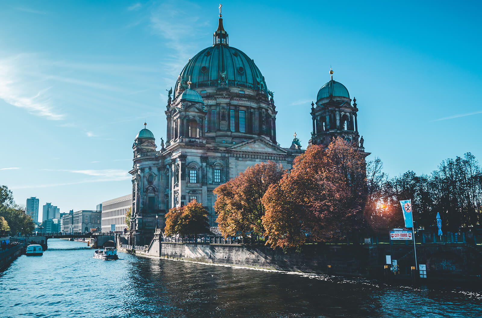 Berliner Dom, aka the Berlin Cathedral
