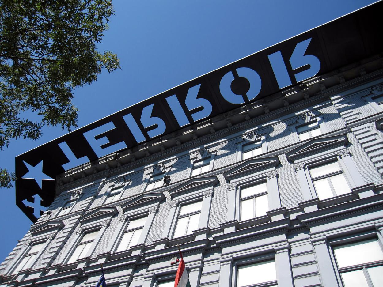 House of Terror is a disturbing museum in Budapest