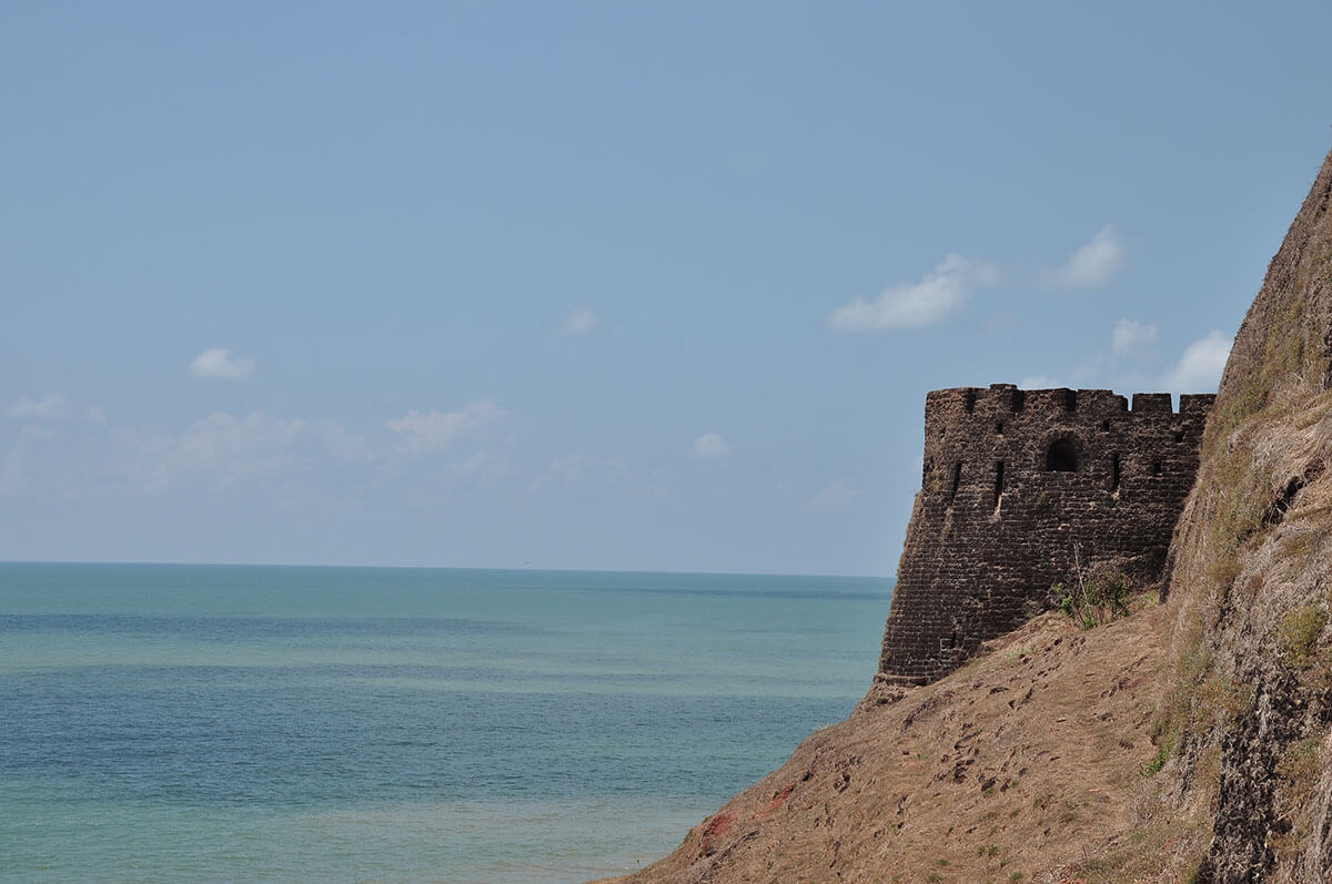 Bekal Fort, one of the incredible unique and offbeat India destinations to add to your bucket list