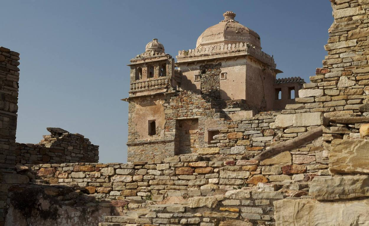 Chittorgarh Fort, one of the historic destinations of royal Rajasthan