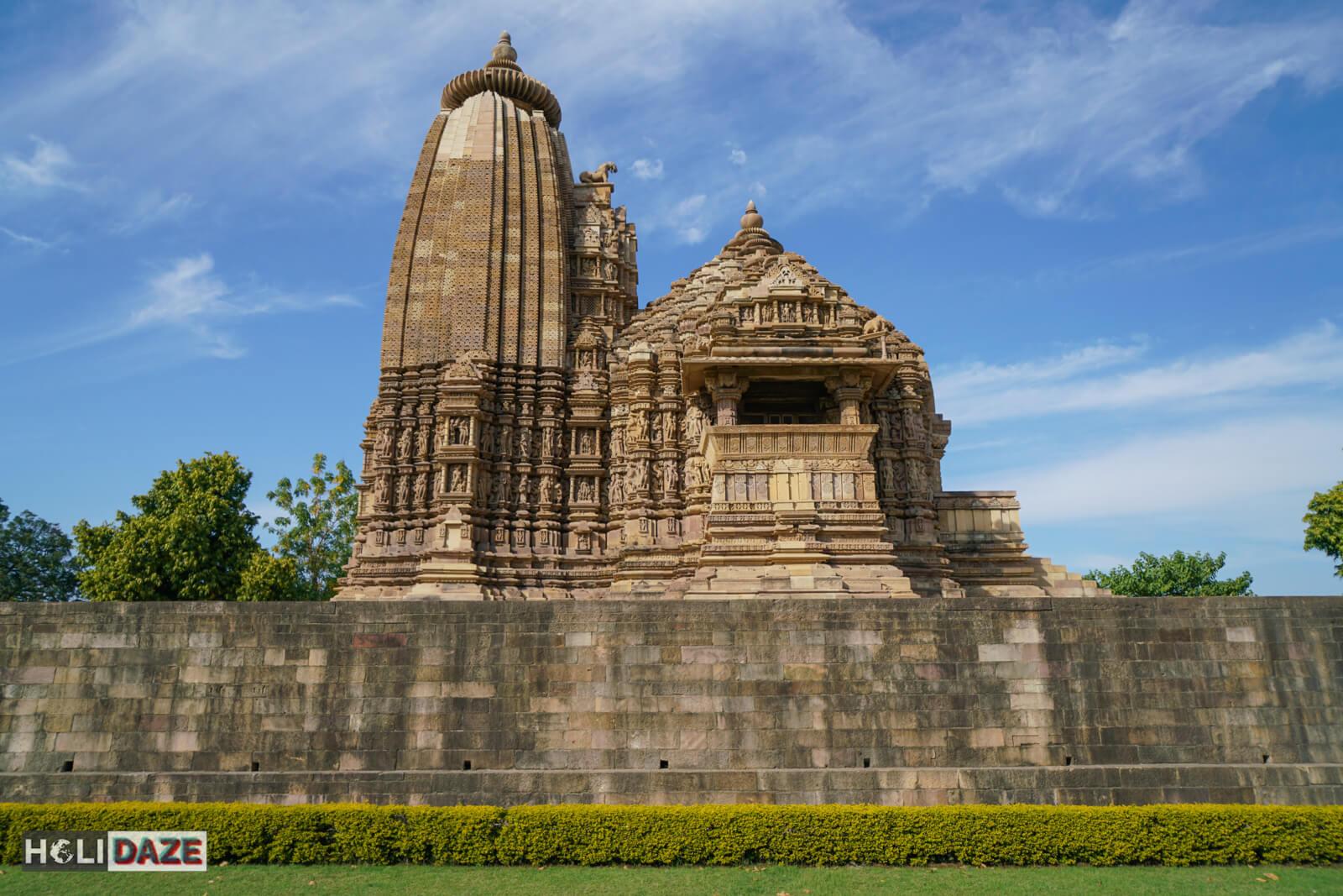 Exploring the 25 Khajuraho temples of Madhya Pradesh