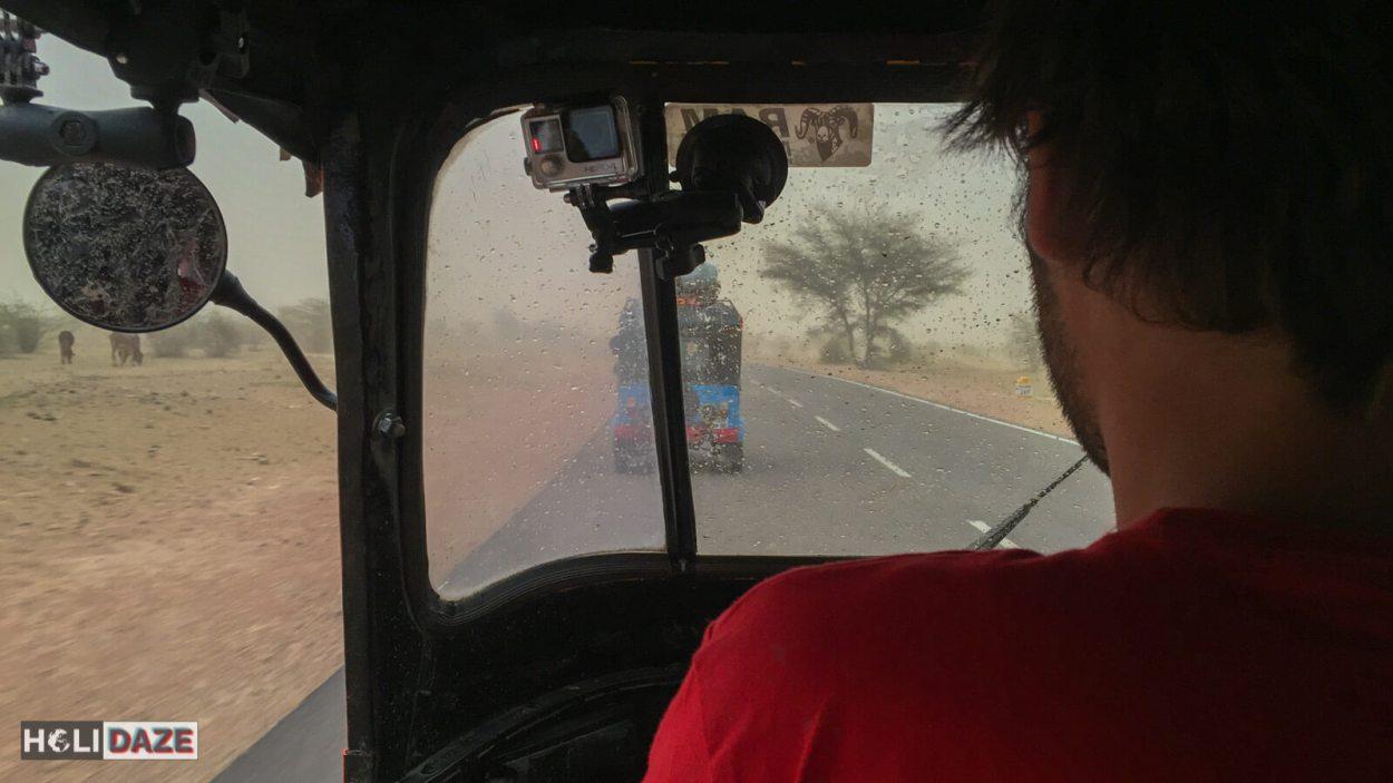 Every digital nomad needs GoPro Ram Mounts