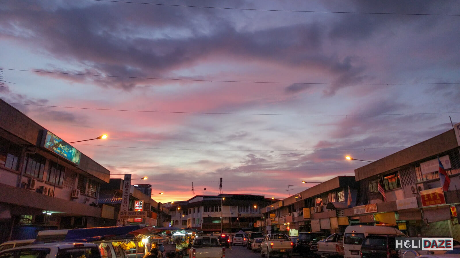 Kota Kinabalu is one of the top places to view the sunset in Sabah