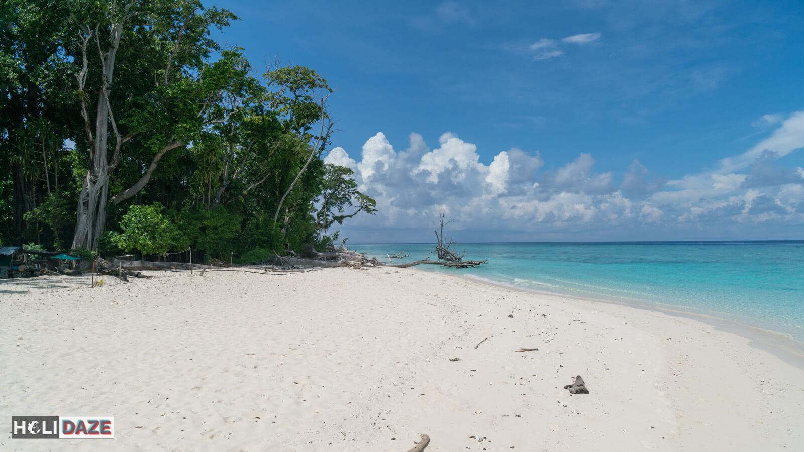Sipadan Island beach
