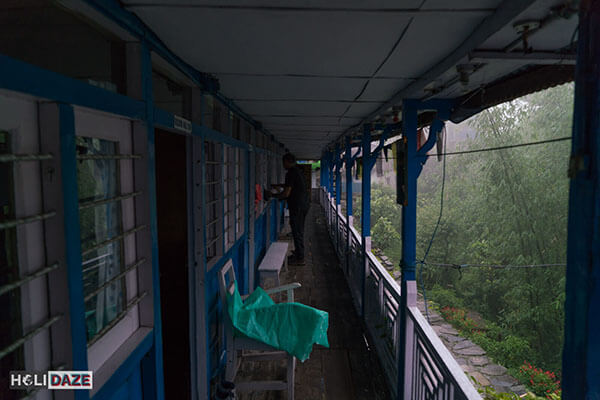 Most guesthouses you encounter while trekking Annapurna Sanctuary are rather basic