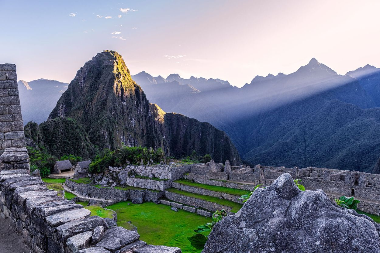 High up in the mountains of Peru lies the lost city of the Inca, a UNESCO World Heritage Site and bucket list travel destination