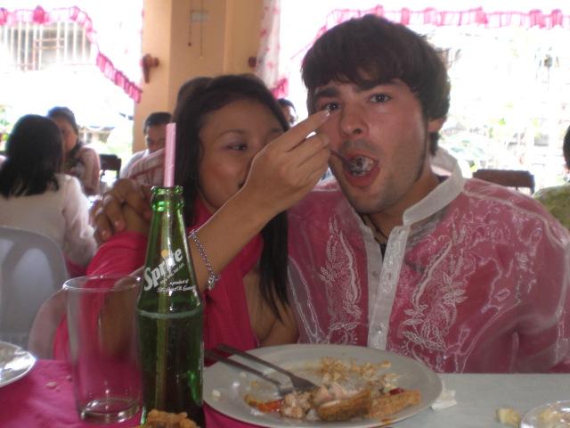 Filipino Wedding Party